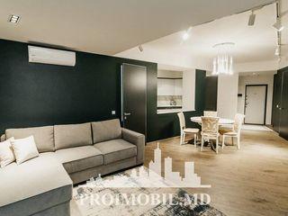 Chirie, Centru, Midtown, 2 camere+salon, 1300 euro!