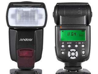 Скоростная вспышка andoer ad-560 IV