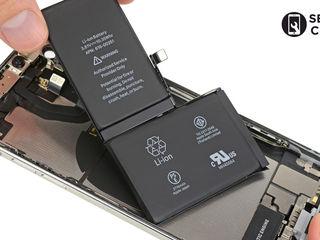 Iphone X АКБ сдает позиции? Заберем и заменим в короткие сроки!
