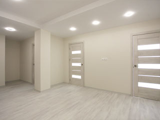 Apartament in zonă verde, 2 camere + living. Melestiu 22/2(Botanica). Bloc nou, euroreparatie