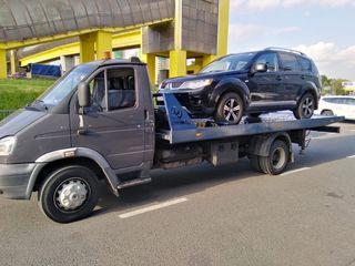 Перевозка аварийных автомобилей эвакуатор