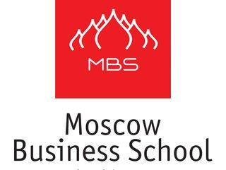 MBA в Молдове - удаленное обучение! Повышение квалификации персонала!