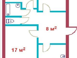 Apartament 3 camere separate