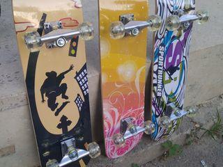 Новый скейтборд всего за 395лей