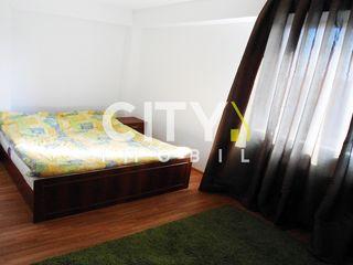 Se da in chirie apartament cu 3 camere, Stăuceni, Centru 72 m