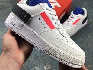 Nike Air Force 1 N.354 White AF1-Type