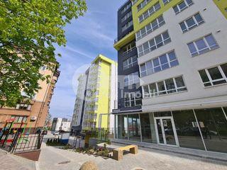 Apartament 2 camere, 71 mp, bloc nou, versiune albă, Buiucani 49900 €