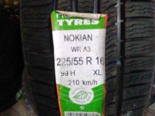 R16 225/55 nokian -100%! made in finland! всесезонка!