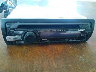 Автомагнитола Sony CDX-GT35U
