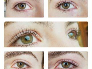 Botox şi laminarea genelor  300  lei  Chisinau  Ботокс и ламинирование ресниц