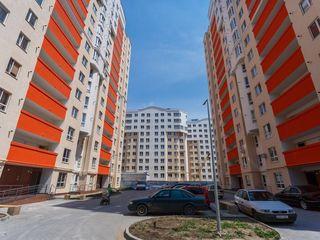 Centru! Apartament cu 1 odaie, bloc nou, euroreparatie. Autonoma! 33 900 €