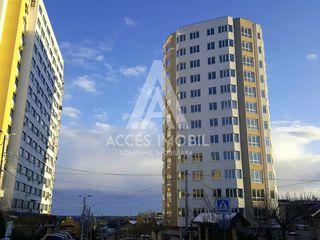 Bloc nou! Stauceni, str. Unirii, 2 odăi, 56 m2, varianta albă!