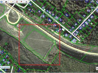 Teren 1,415 ha pentru constructii Or. Vadul lui Voda