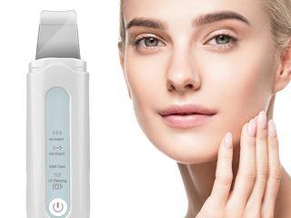 Ультразвуковой скребок для глубокой очистки кожи лица