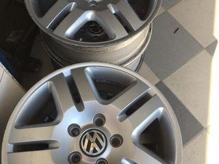 Срочно продается комплект дисков R18 для VW Touareg