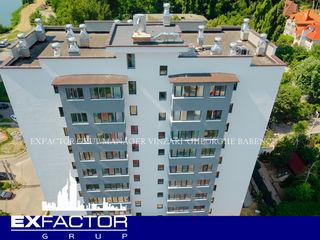 Exfactor Grup, sect. Botanica, parcul Valea Trandafirilor, 2 camere 72 m2 in bloc dat in exploatare!