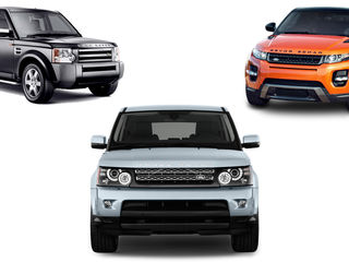 Reparatie lacatelor. Deschiderea urgenta. Confectionarea cheilor. Land Rover, Range Rover.