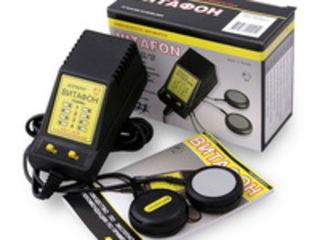 Витафон- аппарат виброакустического воздействия.