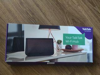 Talk Talk Wi-Fi Hub Router