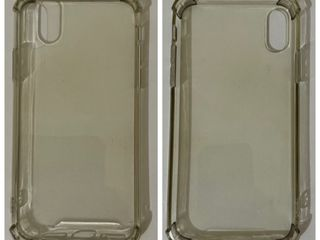 Husă transparentă pentru iPhone X/XS