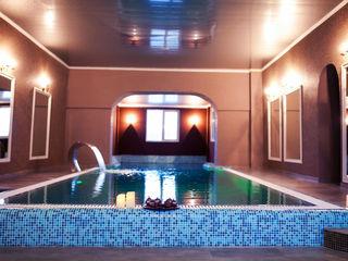 Sauna in ORHEI cu bazin mare, cald, hamam(baie turceasca),billiard, atmosfera placuta!!