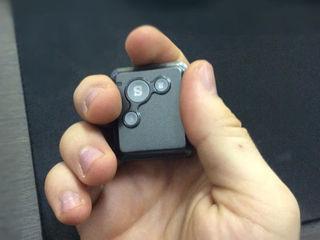 audio tracker gsm 2 microfoane / Аудио трекер с сенсором звука и автодозвоном
