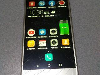 Huawei P9 Lite 2017 Android 8 процессор KIRIN 655 модель PRA- LX 1. На запчасти