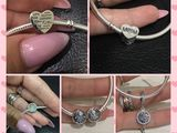 Pandora bratari pandative charme inele din argint