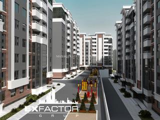 Exfactor Grup - Buiucani 2 camere 70 m2, et. 3 la cel mai bun preț, direct de la dezvoltator!