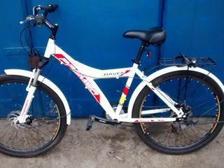 Продам велосипед на 26 колёсах.