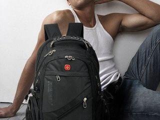 Рюкзак swissgear -залог вашего здоровья!!!отличная цена+повербанк в подарок!