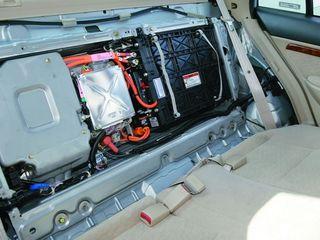 Honda Civic Hybrid IMA  гарантия 2 года