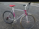 Urgent Bicicleta de șosea