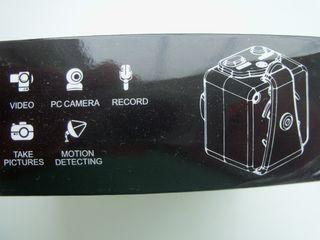 Мини - Камера  ----  Full  HD  1920 х 1080  ---  ( Новая  в  Упаковке – в  Комплекте !!! ).     Цена