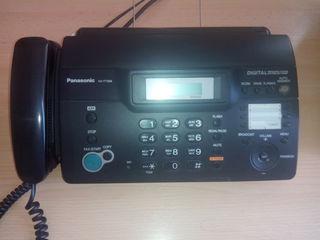 Факс Panasonic KX-FT938 с автоответчиком и с автоматическим резаком бумаги