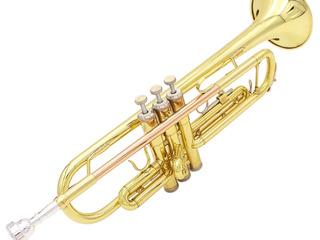 Труба, горн. Trompeta.