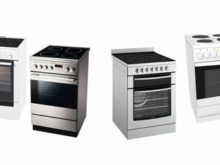 Новые плиты - газовые, элетрические и индукционные!
