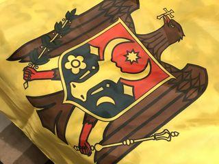 Flag Steaguri Drapele Tricolor  Nou. Молдавский,EU флаг стяг