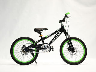 Bicicleta din otel la 20 de la 6-9 ani,doar acum poti achita in rate.la 0%