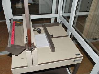 Гильотина для бумаги производство Германия.
