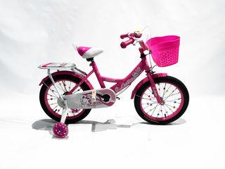 Biciclete copii 4-6 ani, aluminiu si otel, livrare gratuita. posibil in rate la 0% comision