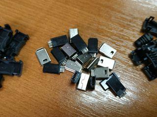 Mini USB 10 Pin Male