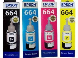 Cerneala Originala p/u Epson L800,L805,L1800,L200,210,366,386, /Toner Panasonic DP-1810/DP-2010E