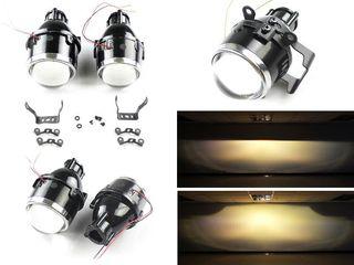 Линзы Bi-Xenon, Bi-LED - установка и замена. Рассрочка оплаты 0%
