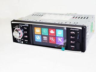 """Pioneer с экраном 4019crb+bluetooth - 4,1"""" tft usb+sd divx/mp4/mp3. Бесплатная доставка!"""