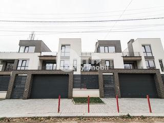Townhouse 280 mp, 4 nivele, versiune albă, Buiucani 150000 €