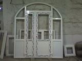 Окна и двери балконы из дерева и металопласта