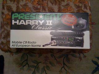 Ratie President Harry 2 Classic.