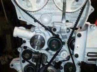 Замена ремня ГРМ ,  Снятие и установка коробки передач  , Авто запчасти