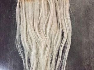 Продам трессы (волосы на заколках)
